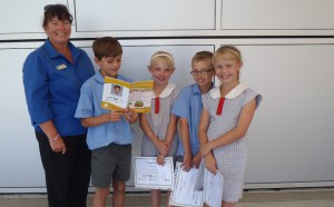Trudy Staines - Narrabri West Public School
