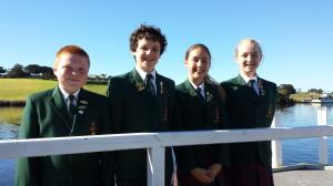 Gippsland Grammar students