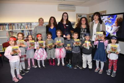 Moriah College Book Launch