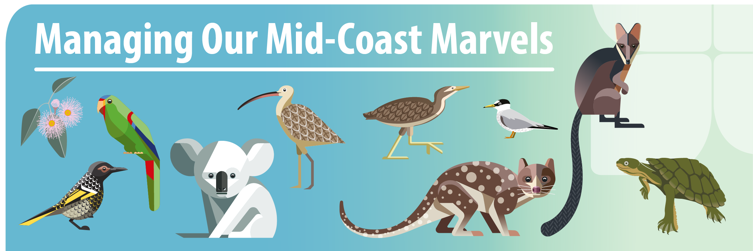 Managing Our Mid-Coast Marvels Banner