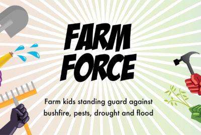 Farm Force Banner