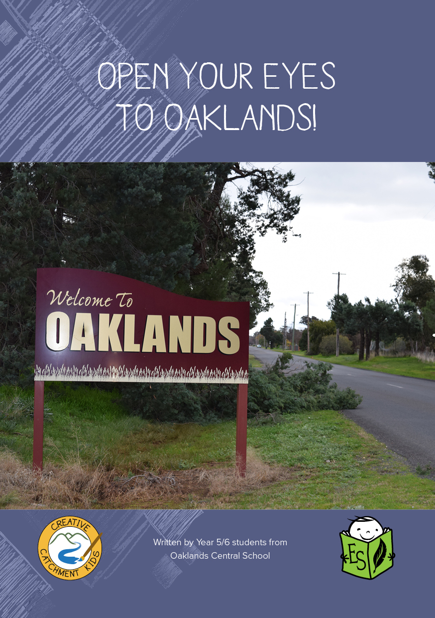 Open your eyes to Oaklands!