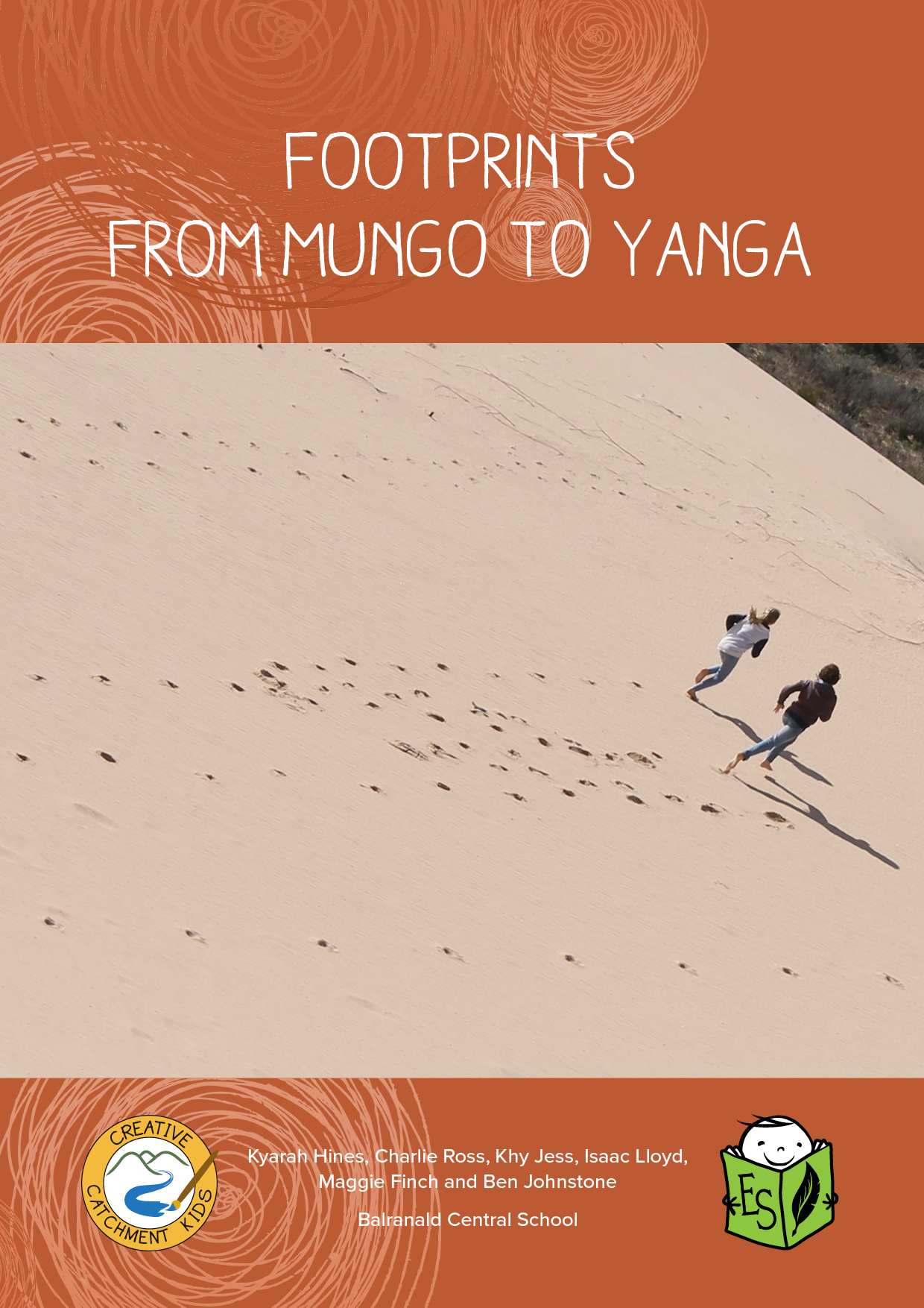 Footprints from Mungo to Yanga