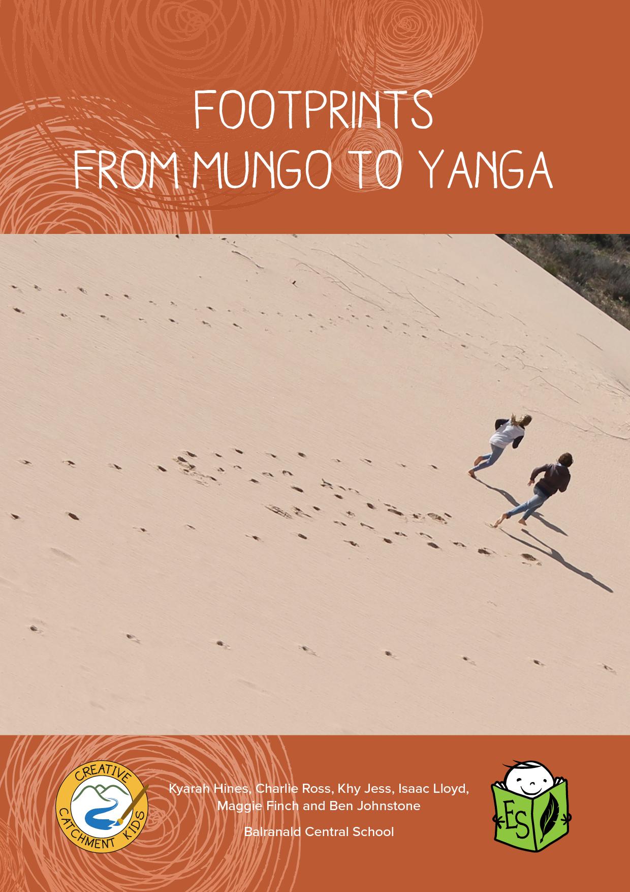 Footprints from Mungo to Yanga