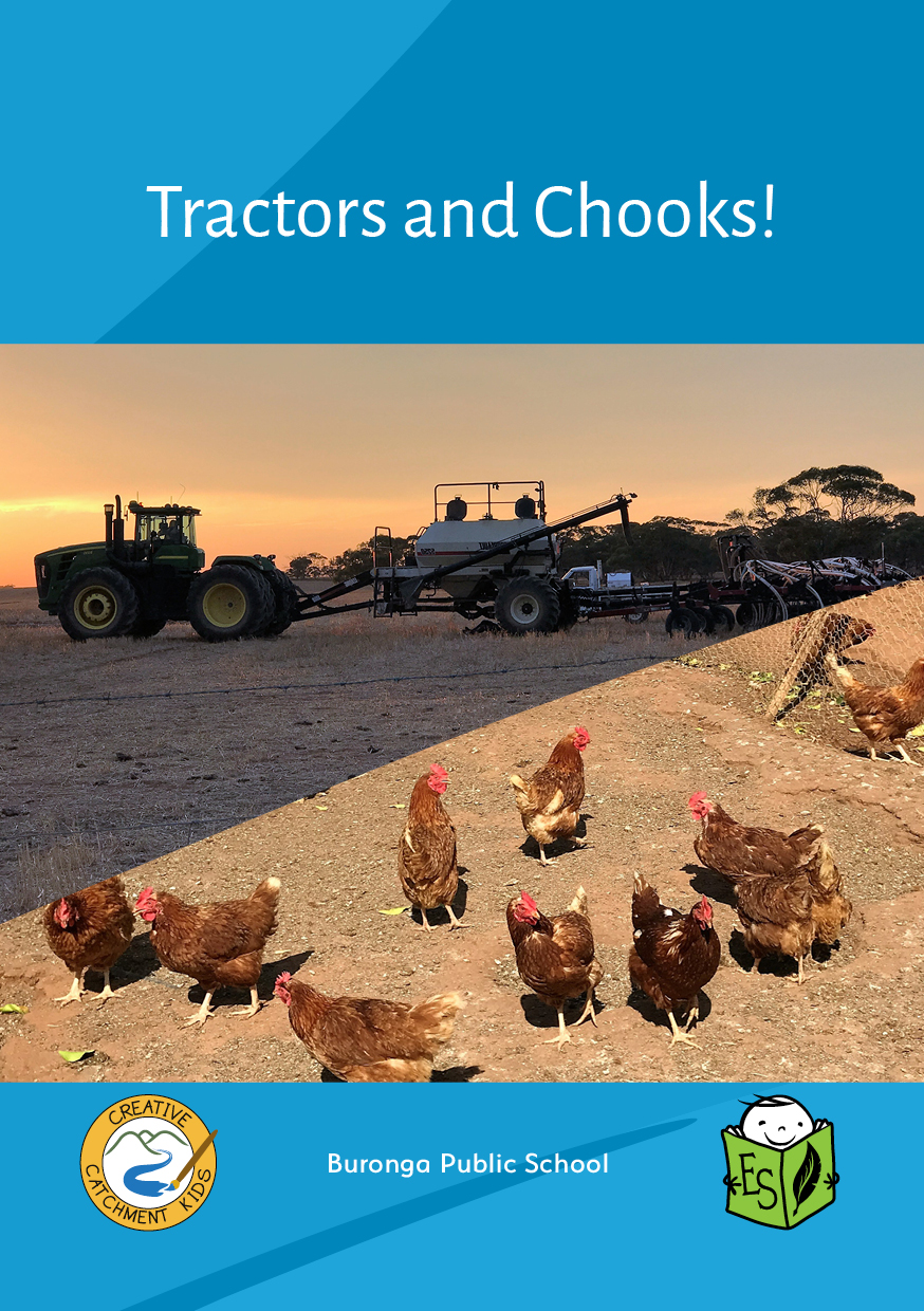 Tractors and Chooks!