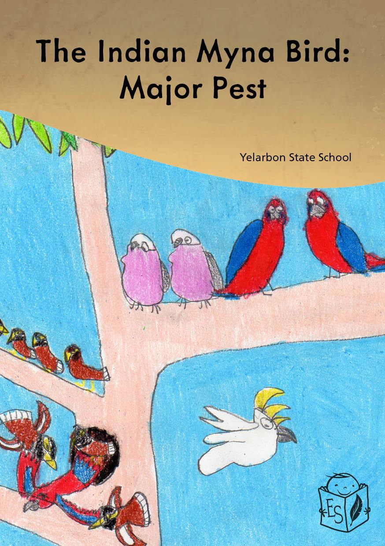 The Indian Myna Bird: Major Pest