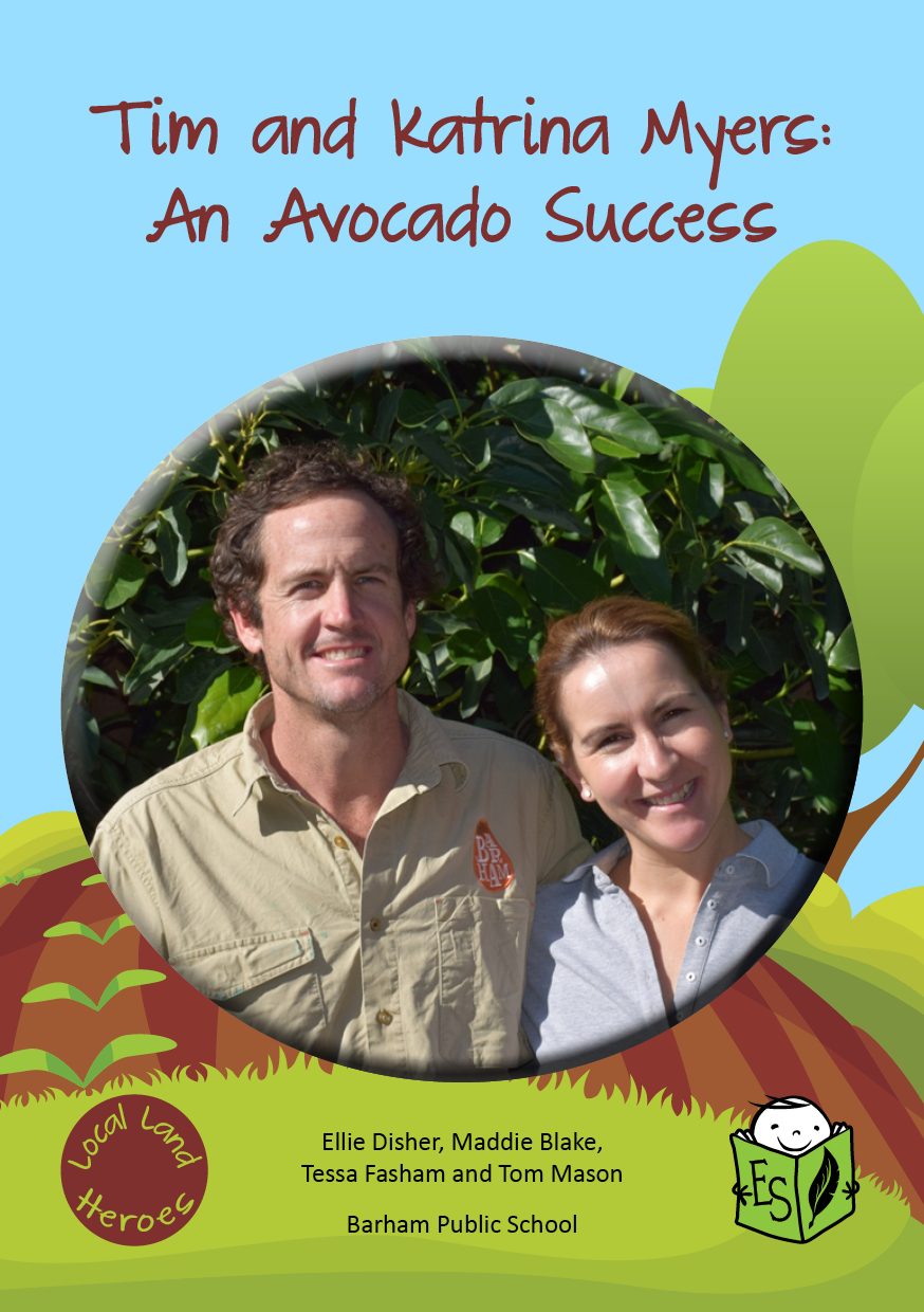 Tim and Katrina Myers: An Avocado Success