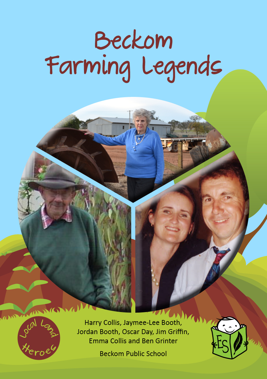 Beckom Farming Legends