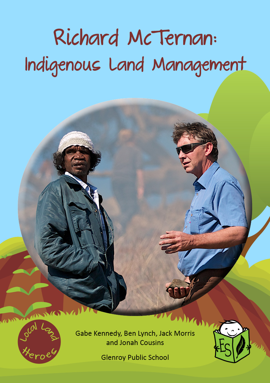 Richard McTernan: Indigenous Land Management