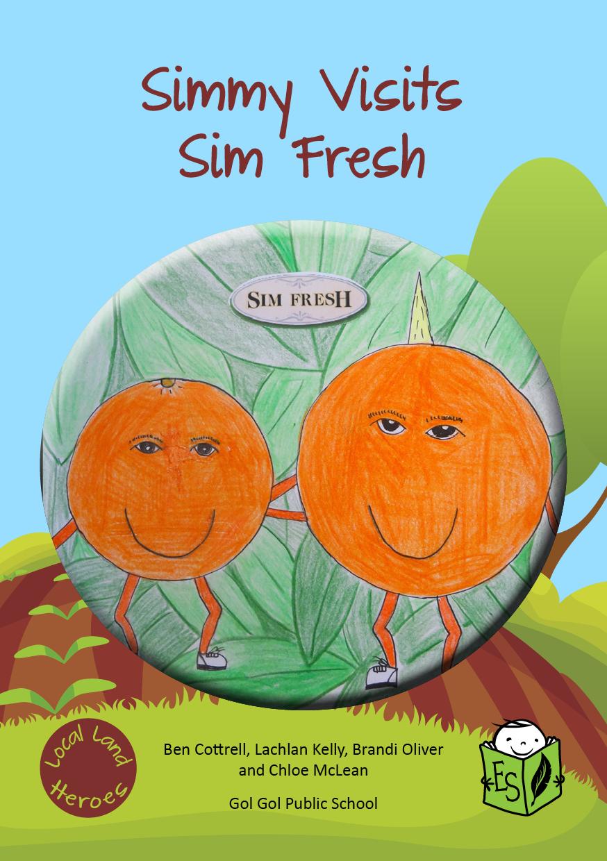 Simmy Visits Sim Fresh