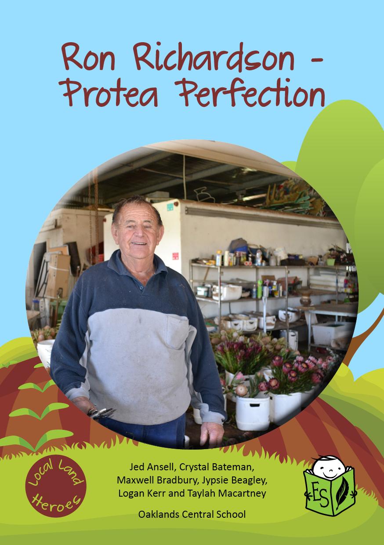 Ron Richardson – Protea Perfection