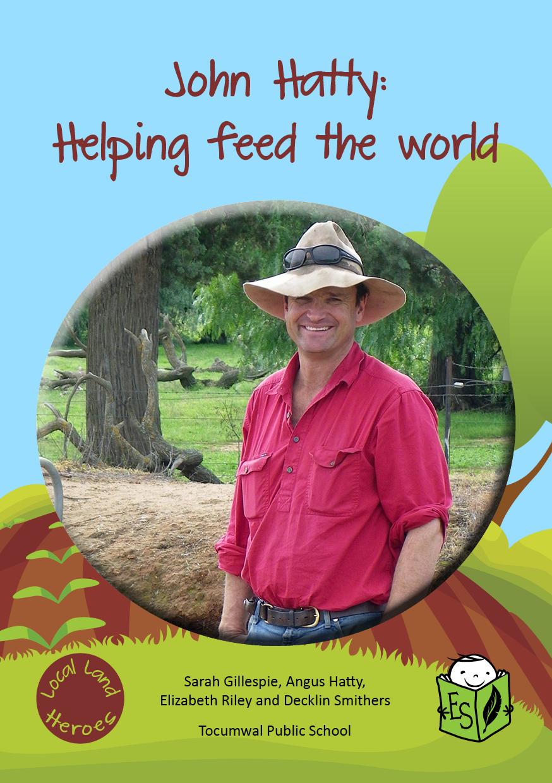 John Hatty: Helping feed the world