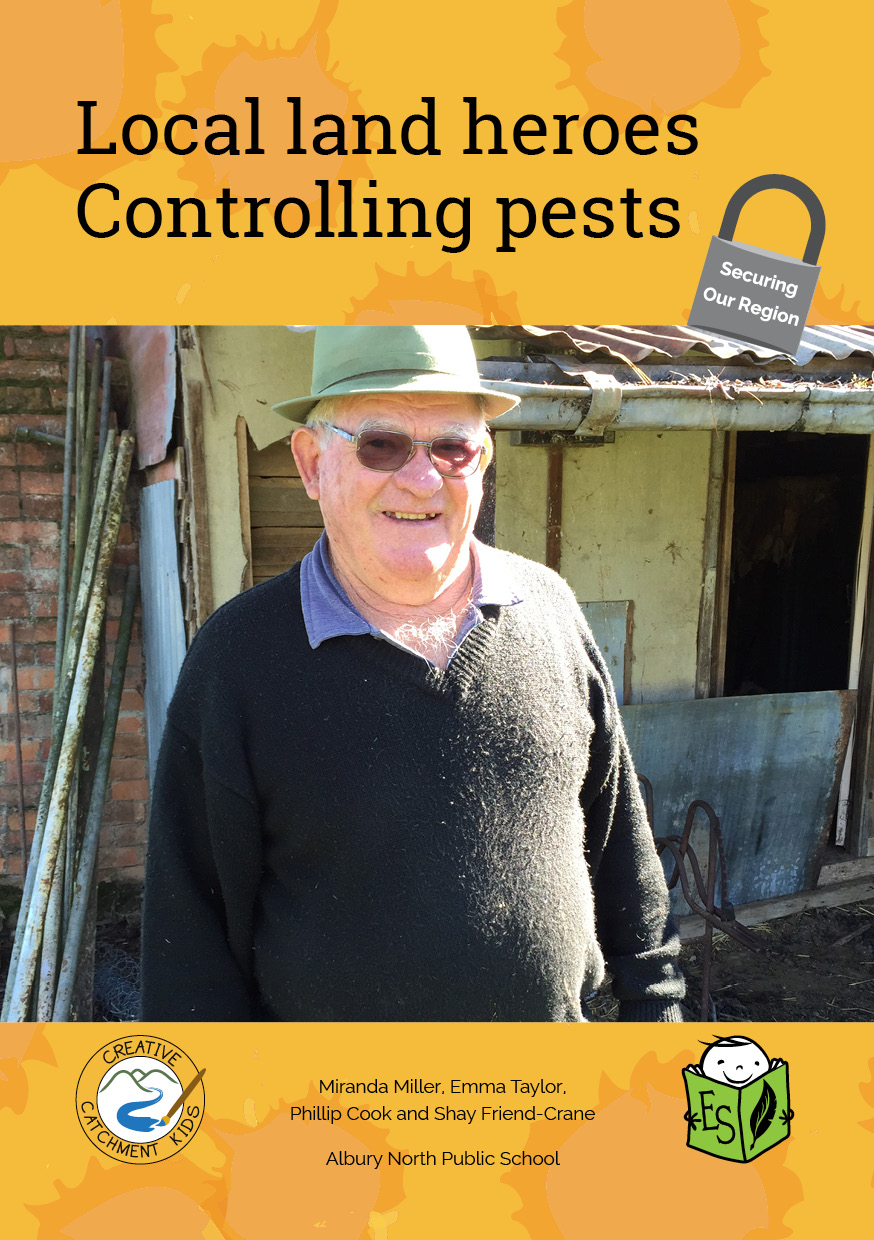 Local Land Heroes Controlling Pests