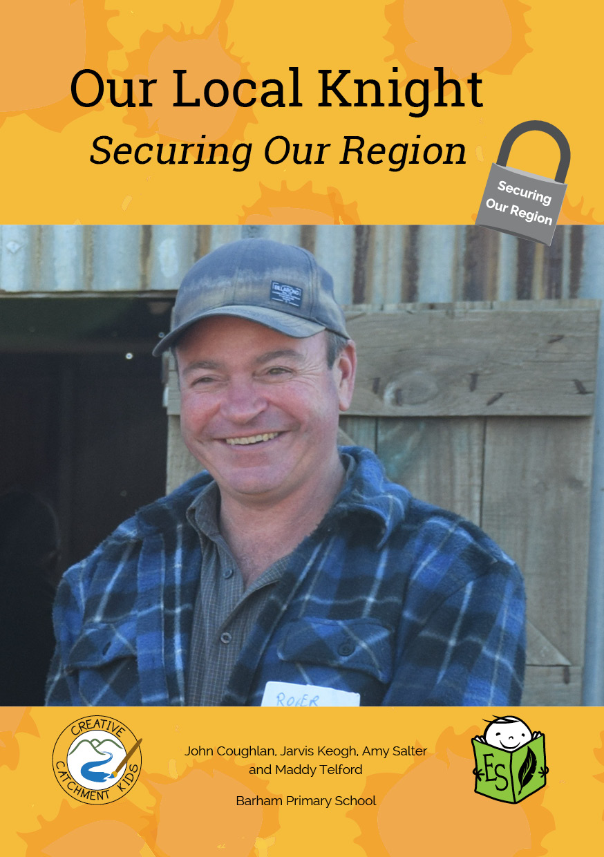 Our Local Knight – Securing Our Region