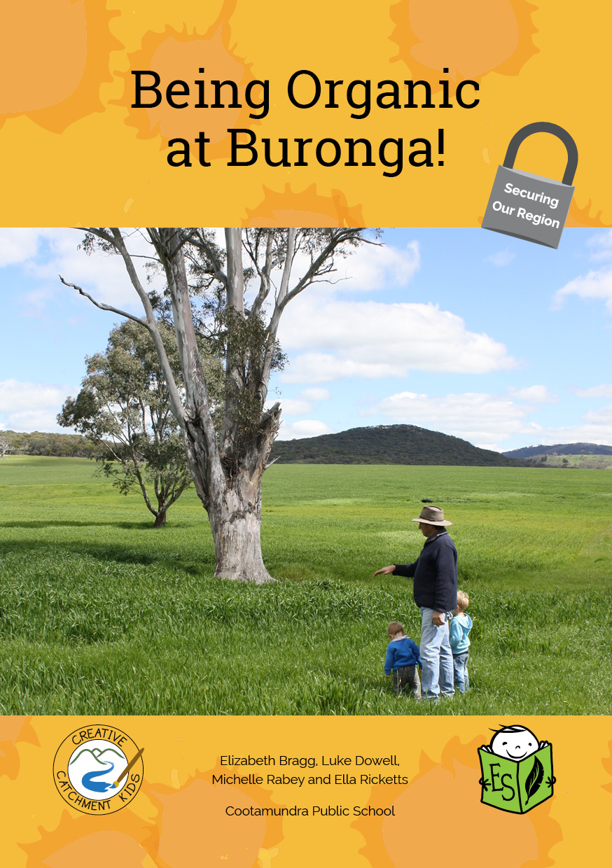Being Organic at Buronga!