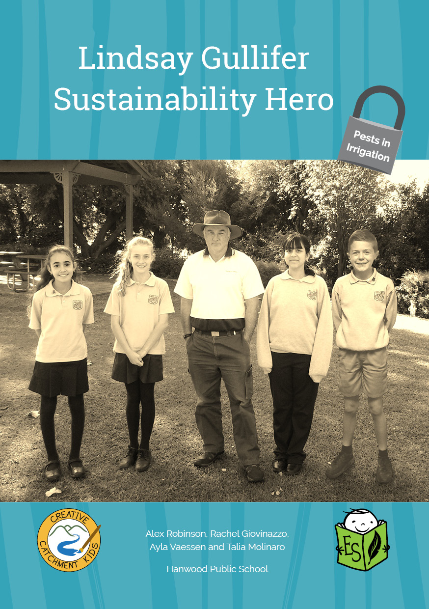 Lindsay Gullifer – Sustainability Hero