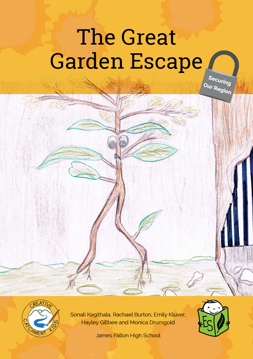 The Great Garden Escape
