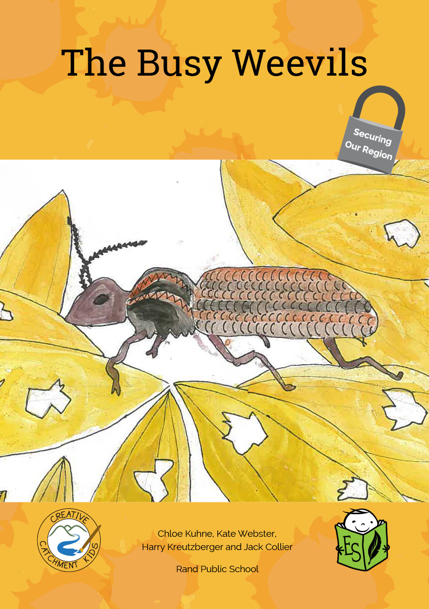 The Busy Weevils