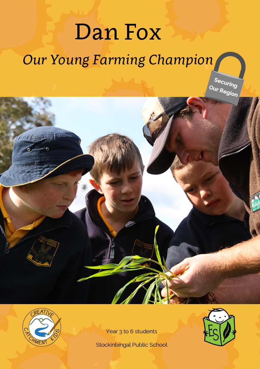 Dan Fox, Our Young Farming Champion