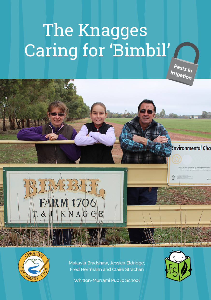 The Knagges – Caring for 'Bimbil'