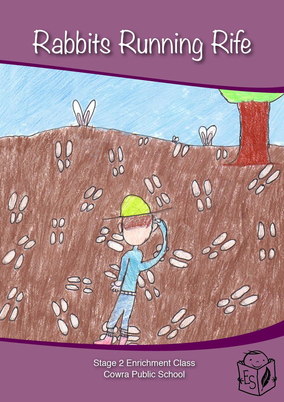 Rabbits Running Rife