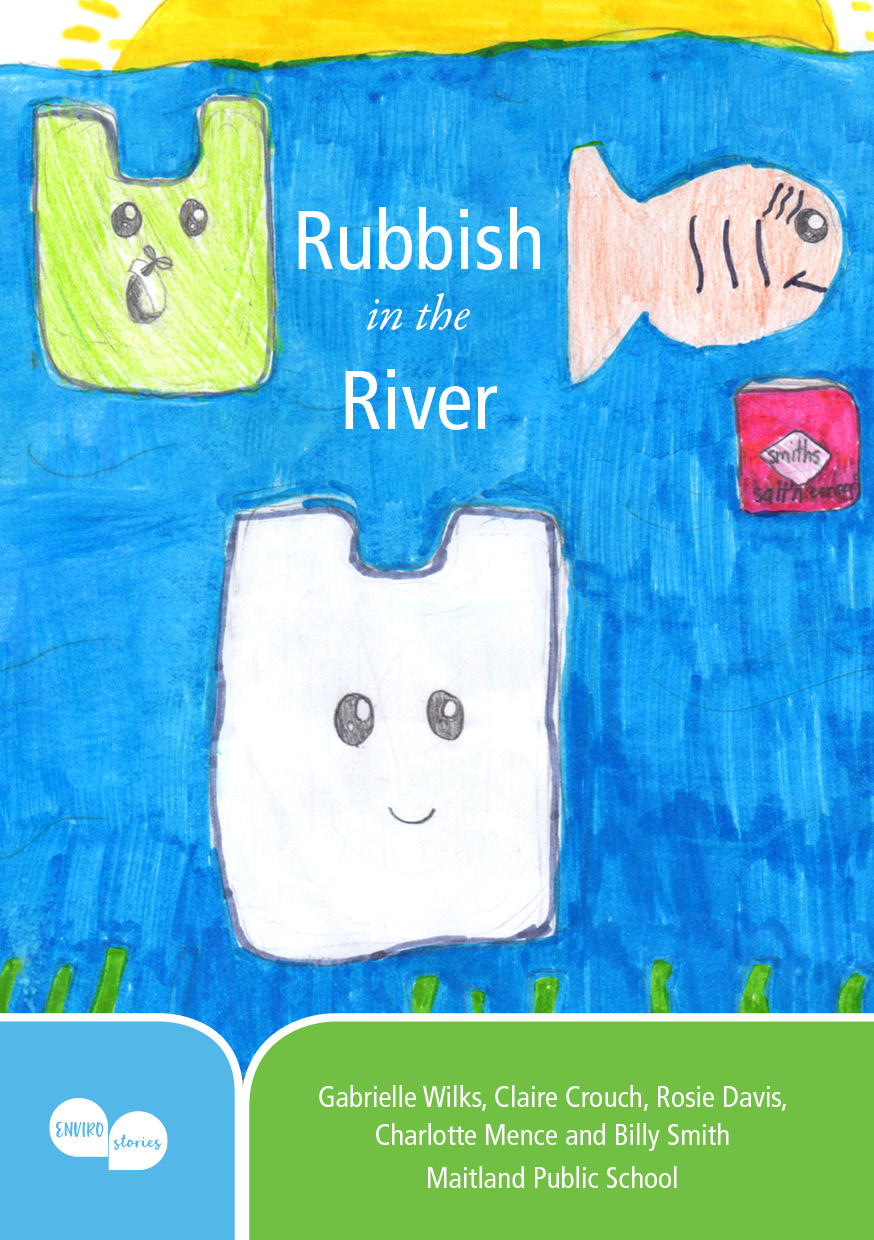 Rubbish in the River