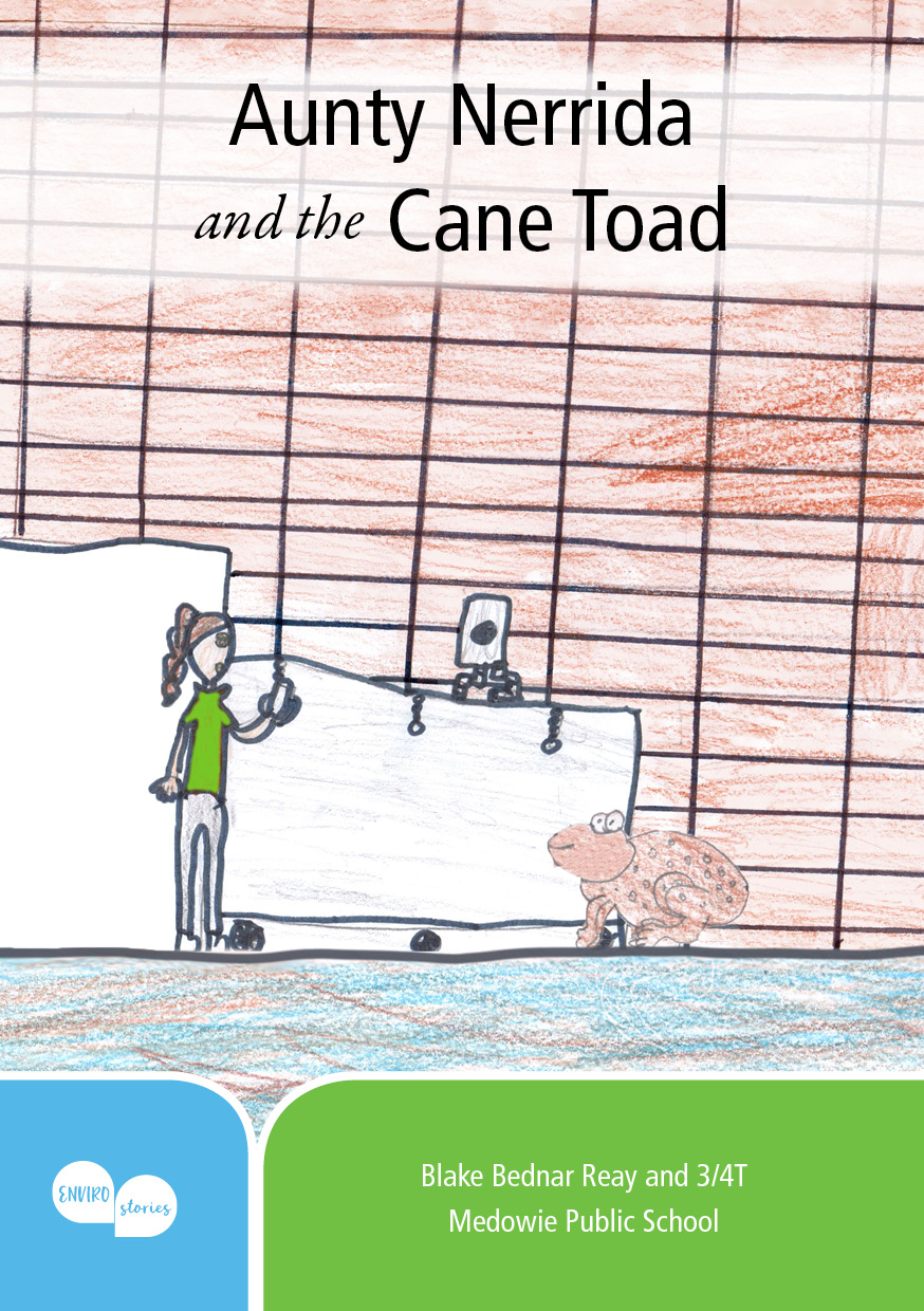 Aunty Nerrida and the Cane Toad