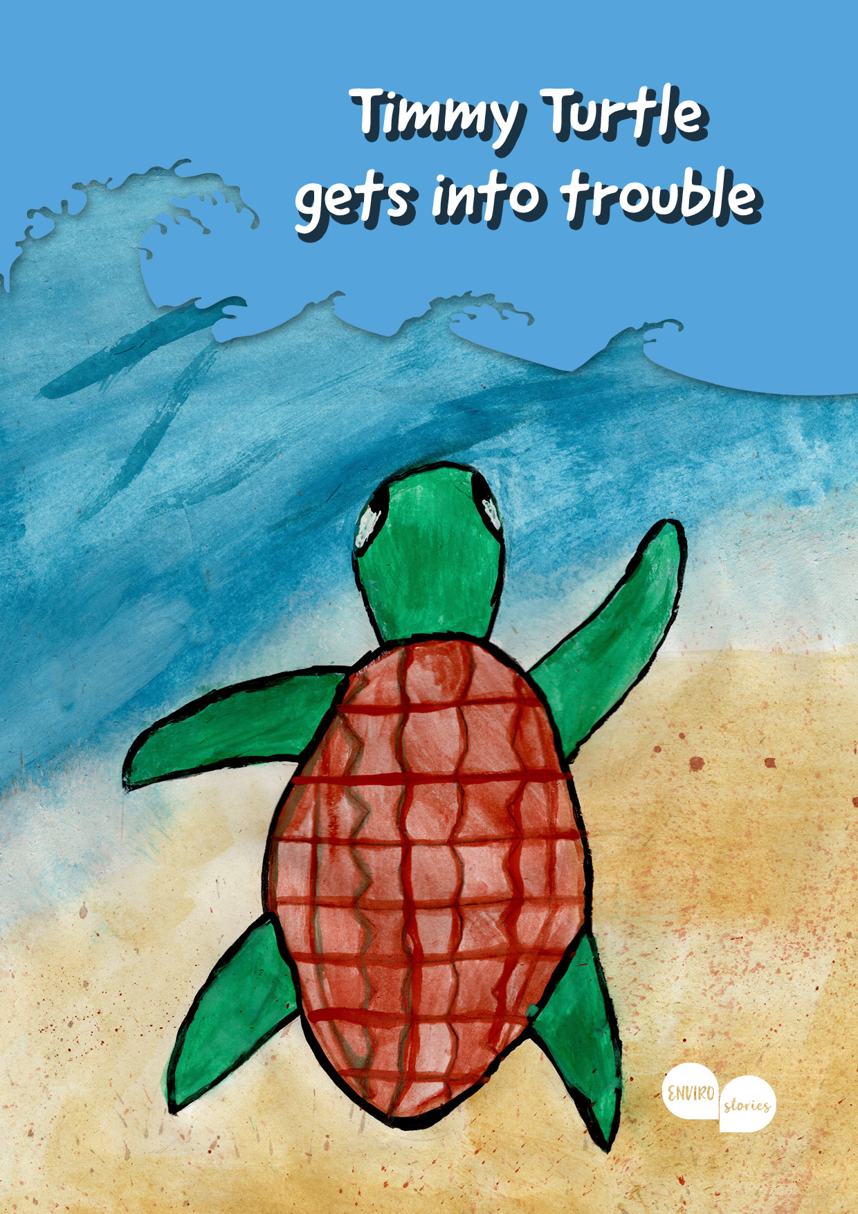 Timmy Turtle gets into trouble