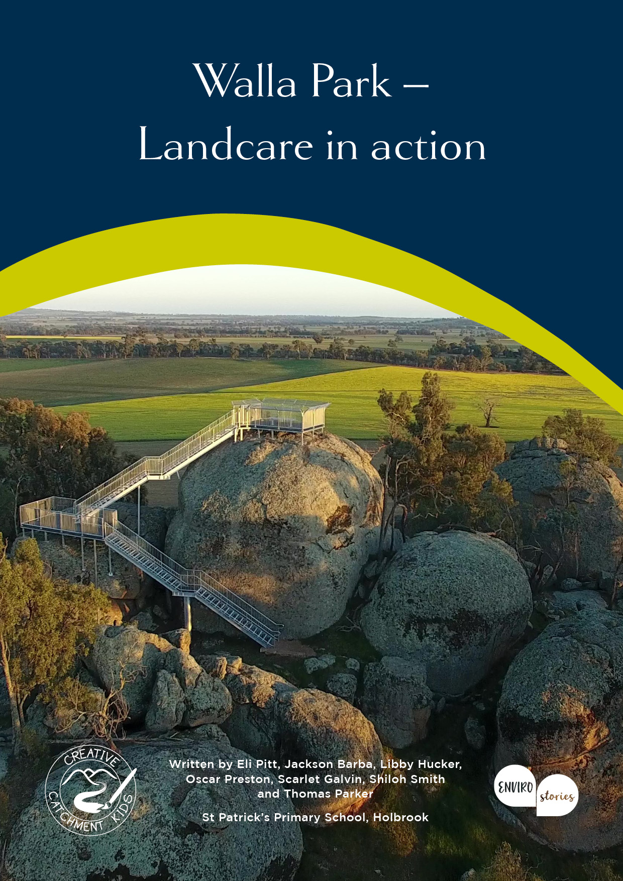 Walla Park – Landcare in action