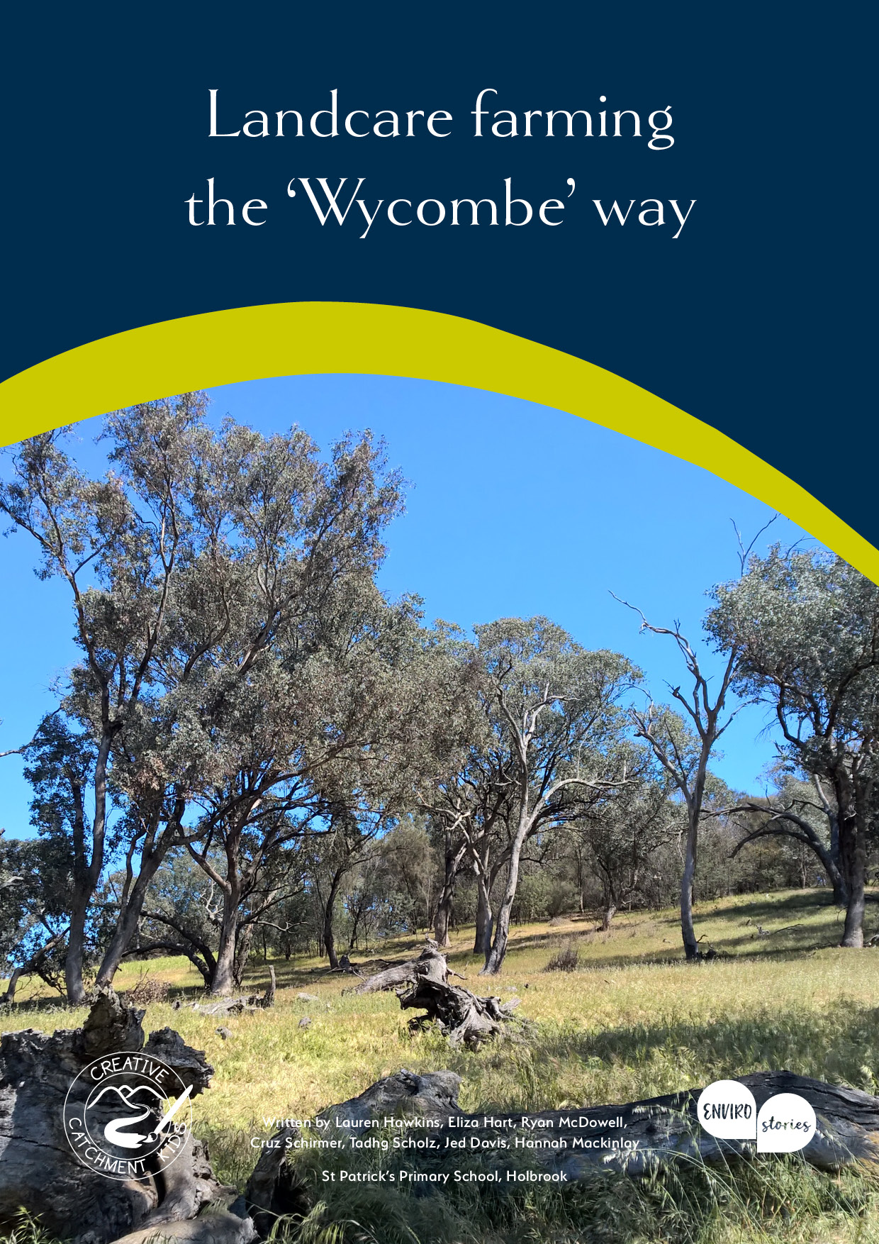 Landcare farming the 'Wycombe' way