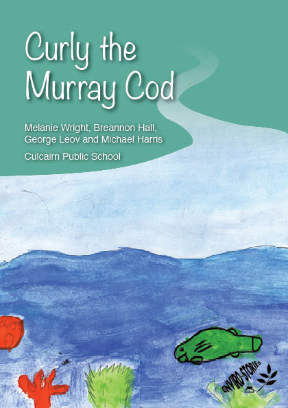 Curly the Murray Cod