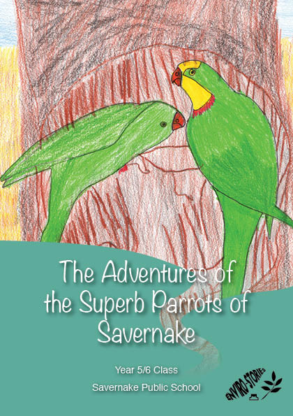 The Adventures of the Superb Parrots of Savernake