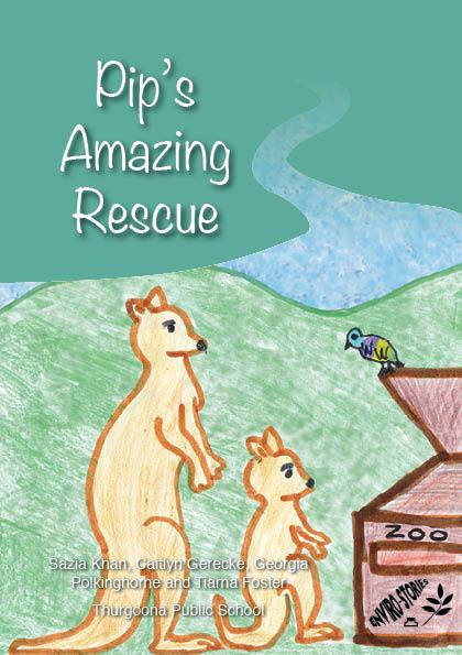 Pip's Amazing Rescue