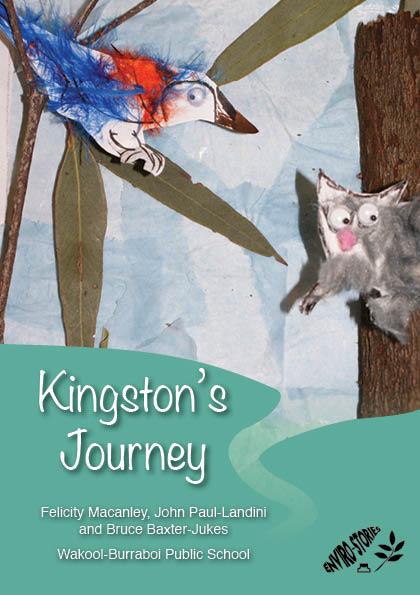 Kingston's Journey