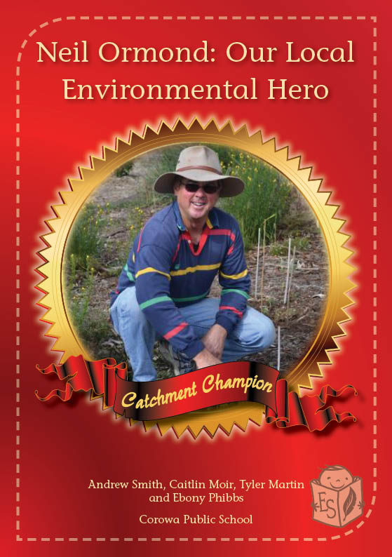 Neil Ormond: Our Local Environmental Hero