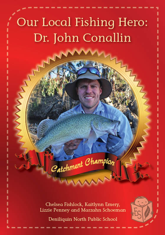 Our Local Fishing Hero: Dr John Conallin