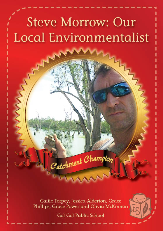 Steve Morrow: Our Local Environmentalist