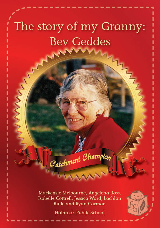 The Story of my Granny: Bev Geddes
