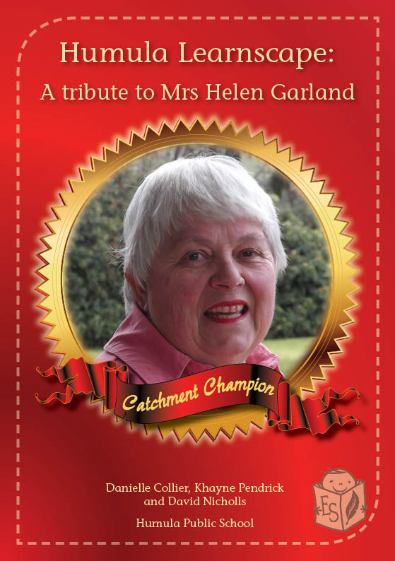 Humula Learnscape: A tribute to Mrs Helen Garland