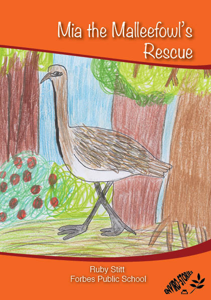 Mia the Malleefowl's Rescue