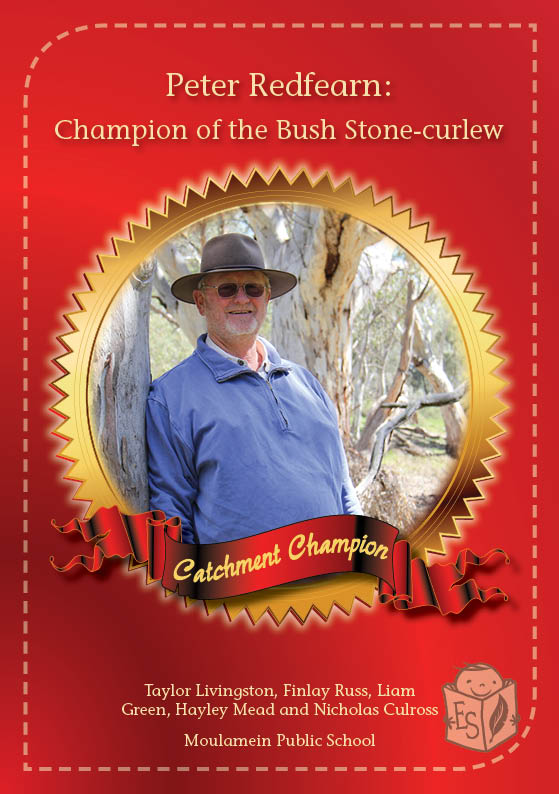 Peter Redfearn: Champion of the Bush Stone-curlew