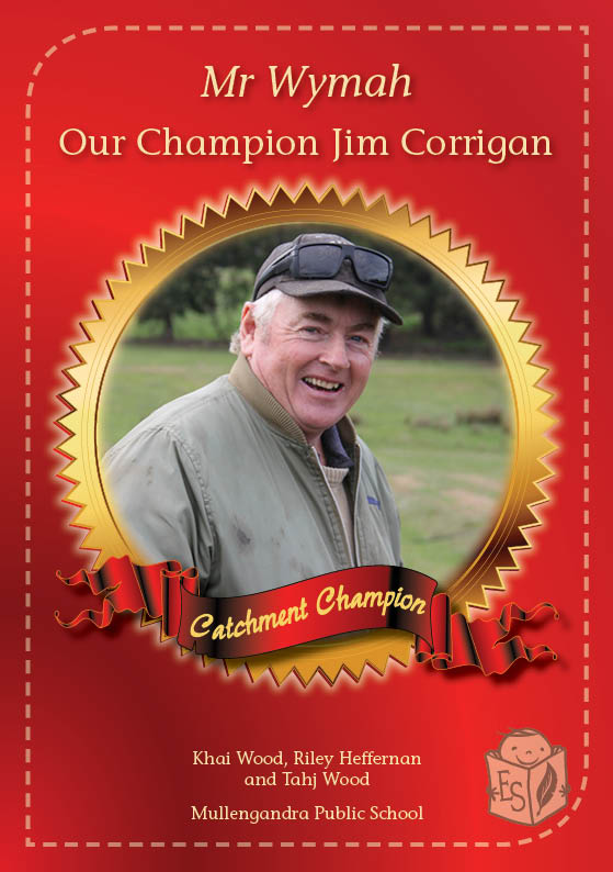 Mr Wymah: Our Champion Jim Corrigan