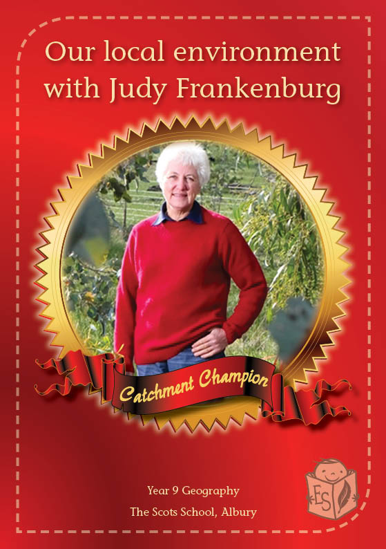 Our local environment with Judy Frankenburg