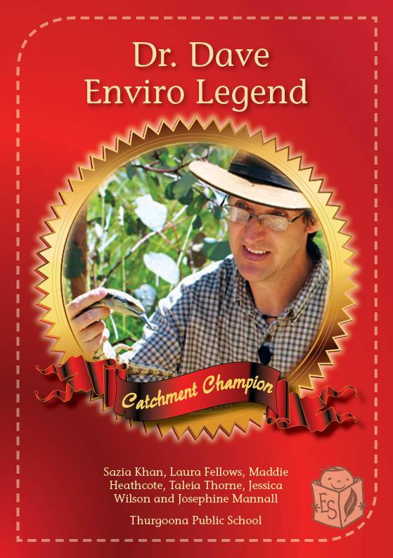 Dr Dave Enviro Legend