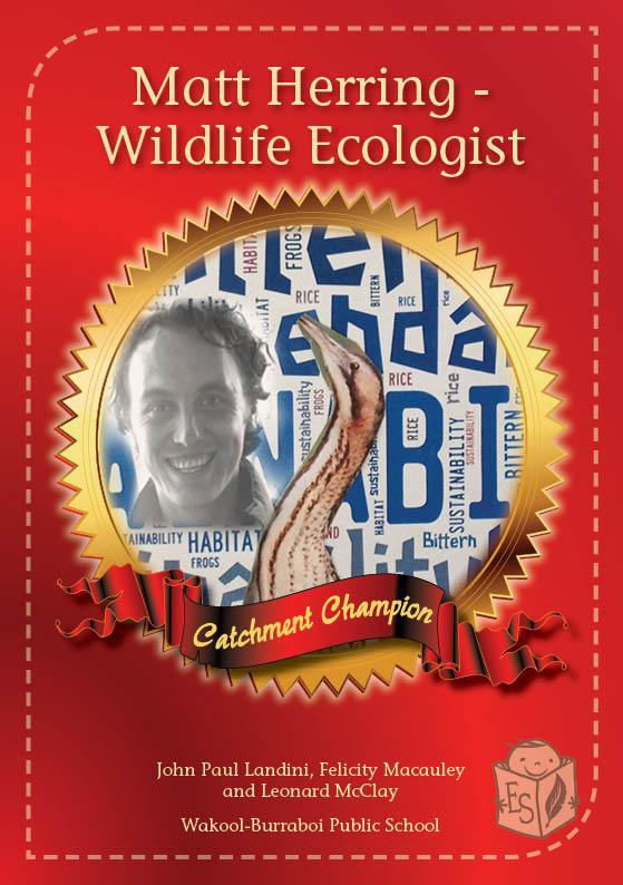 Matt Herring – Wildlife Ecologist