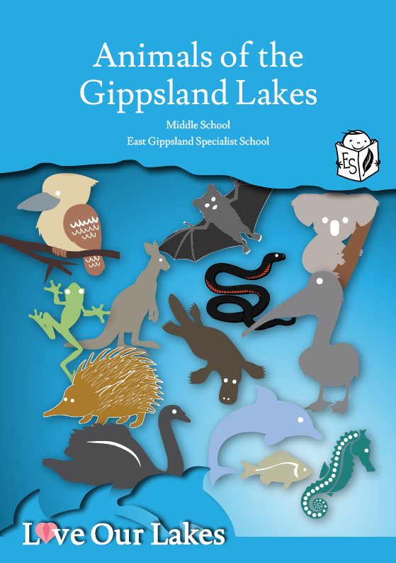 Animals of the Gippsland Lakes