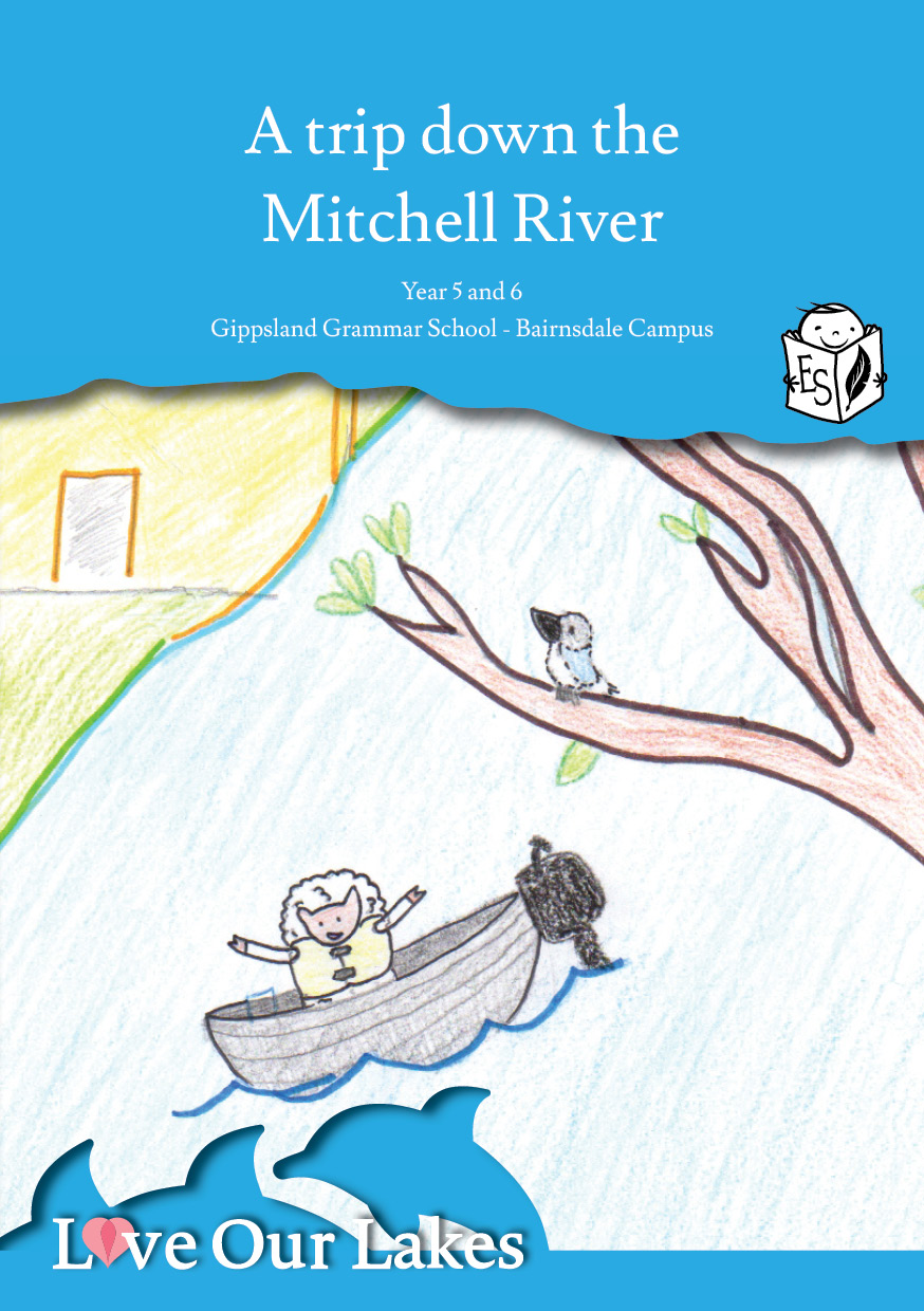 A trip down the Mitchell River